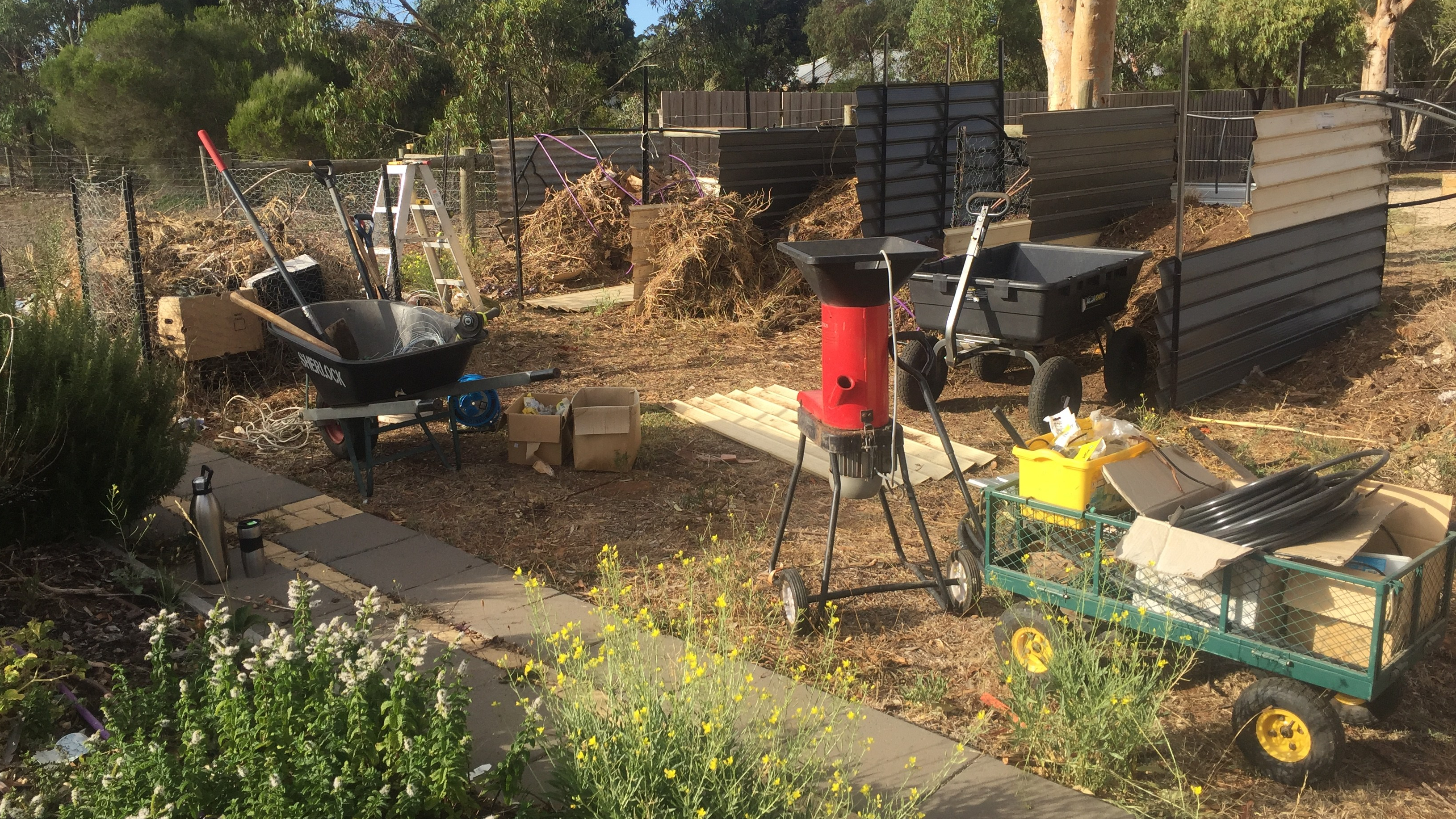 Compost – moving from art to science – Our pursuit of real living