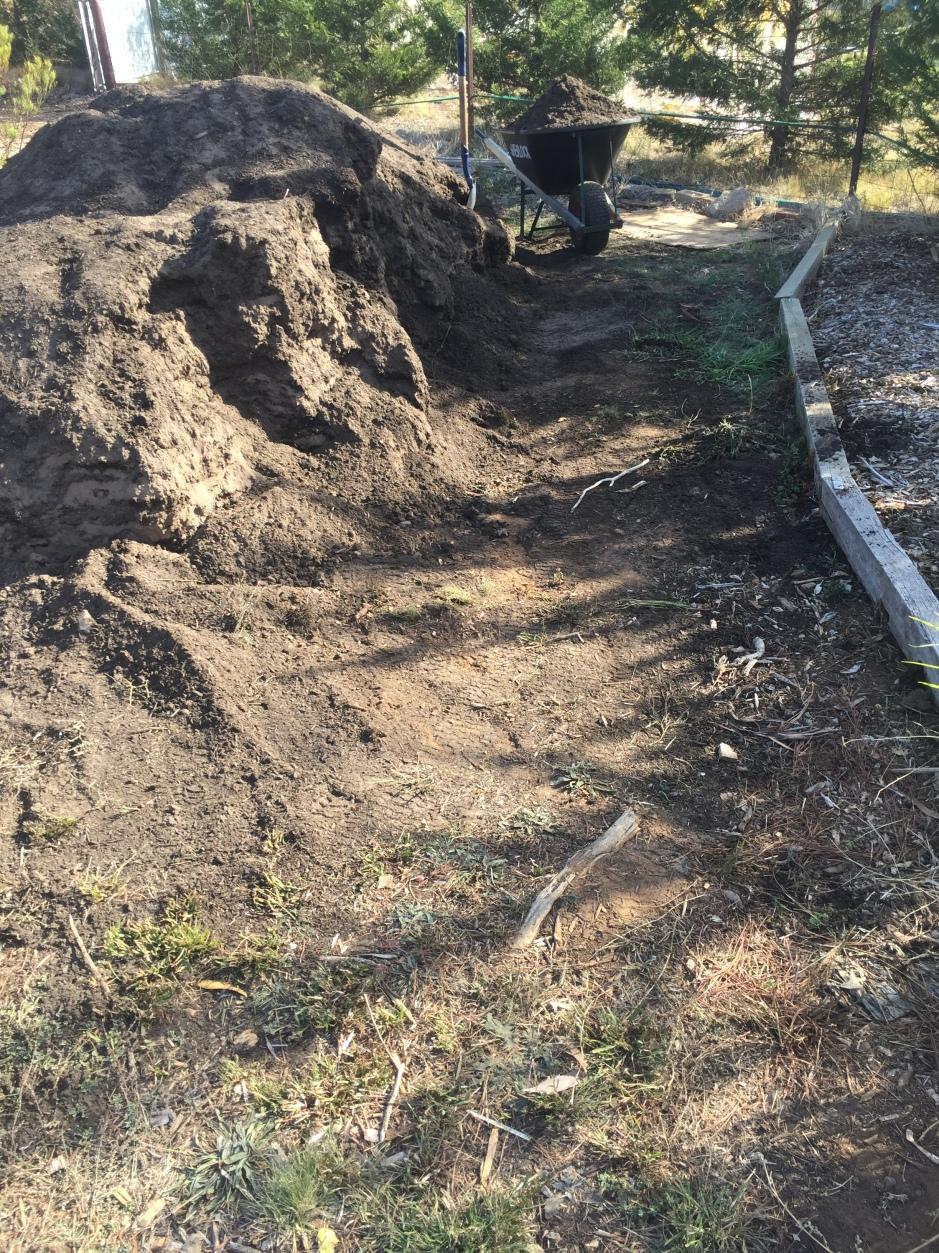 Path - topsoil